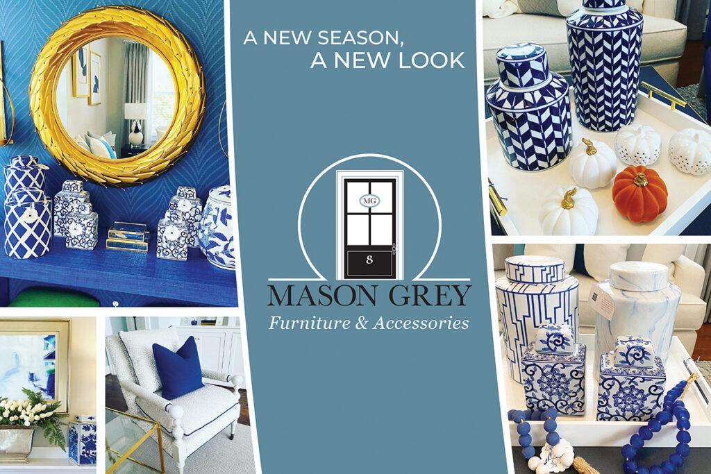 Mason Grey Mail Campaign